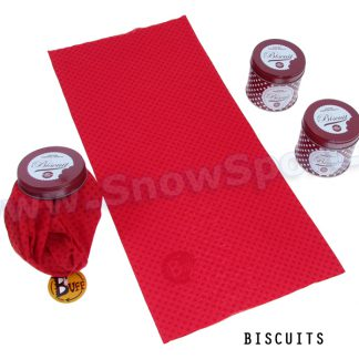 Uniwersalne Nakrycie Głowy Original Buff Gift Pack Biscuits & Chocolate 2011  tylko w Narty Sklep Online