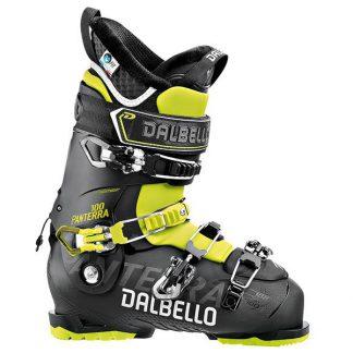 Buty Dalbello Panterra 100 Black / Acid Yellow 2018 [DP100M7.BB]  tylko w Narty Sklep Online