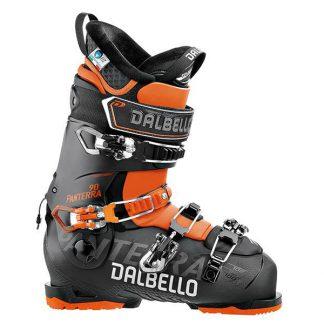Buty Dalbello Panterra 90 Anthracite / Black / Orange 2018 [DP90M7.BB]  tylko w Narty Sklep Online