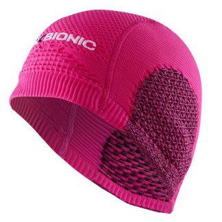Czapka termoaktywna X-Bionic Soma Cap Light Pink Black P059 2019  tylko w Narty Sklep Online
