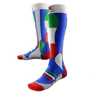Skarpety X-Socks Ski Patriot Italy T018 2019  tylko w Narty Sklep Online