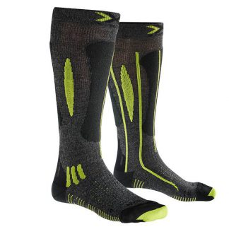 Skarpety X-Socks Effektor xbs. Ski Race Grey Black Lime G492 2019  tylko w Narty Sklep Online