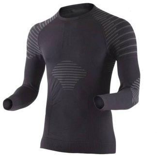 Koszulka termoaktywna X-Bionic Invent Man Black Anthracite B014/X13 2019  tylko w Narty Sklep Online
