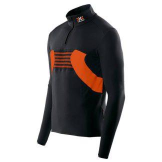 Bluza termoaktywna z krótkim zamkiem X-Bionic Racoon Man Zip Up B078 2018  tylko w Narty Sklep Online