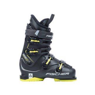 Buty Fischer Cruzar X 8.5 Black/Black/Yellow TMS U30017 2018  tylko w Narty Sklep Online