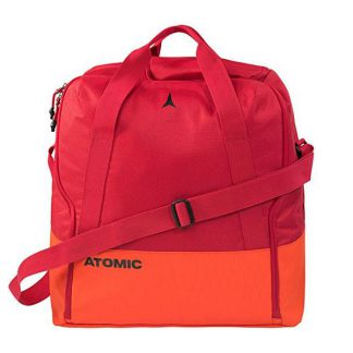 Pokrowiec na buty i kask ATOMIC Boot & Helmet Bag Red/Bright Red 2018  tylko w Narty Sklep Online