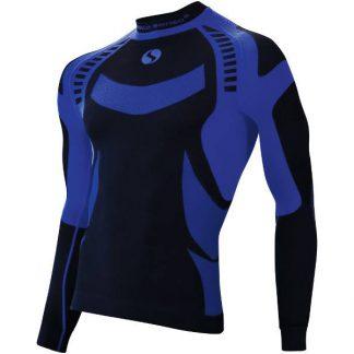 Koszulka termoaktywna Sesto Senso Thermo Active Granat Man 2019  tylko w Narty Sklep Online