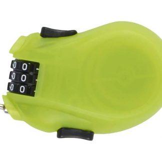 Mobilne zabezpieczenie Burton Cable Lock Lime 2018  tylko w Narty Sklep Online