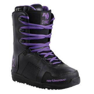 Buty Northwave Dime Black Violet 2016  tylko w Narty Sklep Online