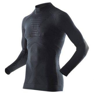 Koszulka termoaktywna z golfem X-Bionic Energy Accumulator EVO Man B026 Black 2019  tylko w Narty Sklep Online
