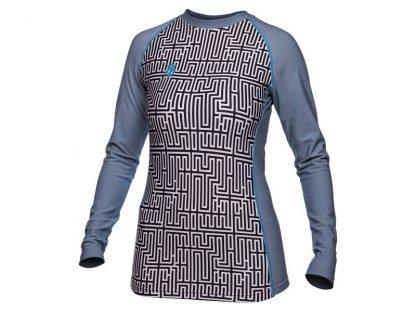 Bluza damska termoaktywna Majesty Shelter Lady Maze 2018  tylko w Narty Sklep Online