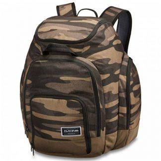 Plecak na buty i kask DAKINE Bootpack DLX 55L Fieldcamo F/W 2018  tylko w Narty Sklep Online