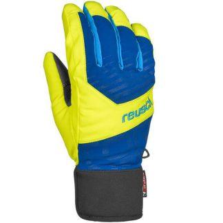 Rękawice Reusch Torbenius R-TEX XT Blue/Yellow (459) 2018  tylko w Narty Sklep Online