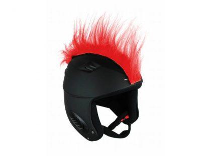 Włosy na kask - Ski Fix - Punk Red 2018  tylko w Narty Sklep Online