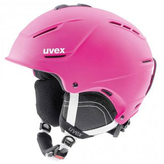 Kask Uvex P1us 2.0 Pink Mat 2018  tylko w Narty Sklep Online