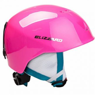 Kask BLIZZARD Signal ski Junior Pink 2018  tylko w Narty Sklep Online