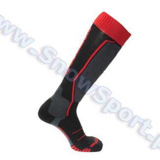 Skarpety Blizzard Allround Ski Socks Black Anthracite Red 2018  tylko w Narty Sklep Online