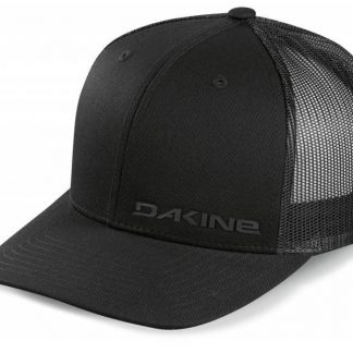 Czapka z daszkiem Dakine Rail Trucker Black OS 2018  tylko w Narty Sklep Online