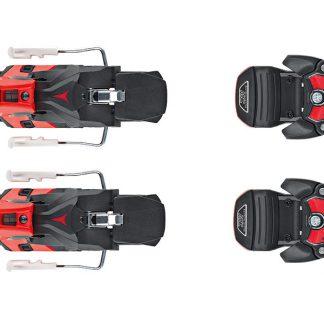 Wiązania Warden 13 MNC C100 Black Red 2019  tylko w Narty Sklep Online