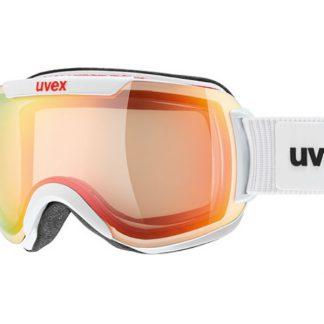 Gogle UVEX Downhill 2000 VFM White Orange (1023) 2019  tylko w Narty Sklep Online
