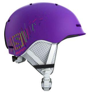 Kask SALOMON GROM Purple Mat 2019  tylko w Narty Sklep Online