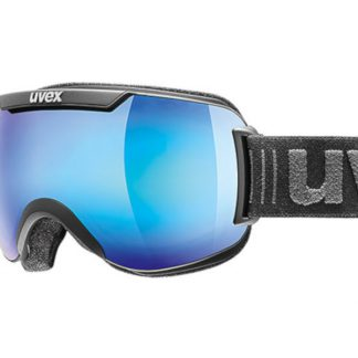 Gogle UVEX Downhill 2000 FM Black Mat Mirror Blue Clear (2426) 2019  tylko w Narty Sklep Online