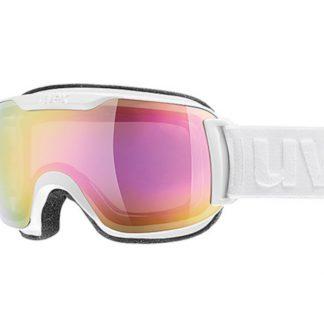 Gogle UVEX Downhill 2000 S FM Pink Clear (1026) 2019  tylko w Narty Sklep Online