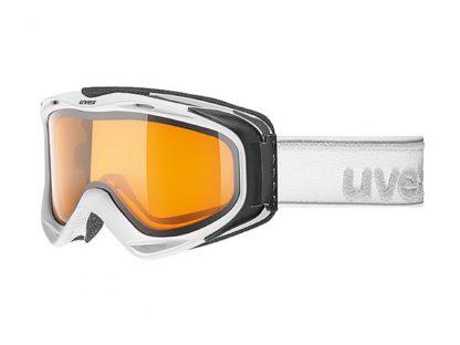 Gogle UVEX g.gl 300 LGL White Mat Lasergold Lite Clear (1129) 2019  tylko w Narty Sklep Online