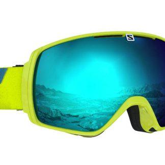 Gogle Salomon XT ONE Neon Yellow / Solar Blue 2019  tylko w Narty Sklep Online