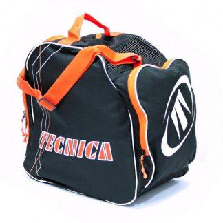 Pokrowiec na buty Tecnica Skiboot Bag Premium Black/Orange 2019  tylko w Narty Sklep Online