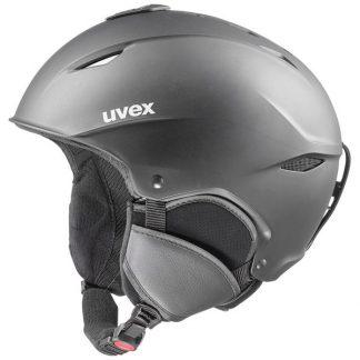 Kask Uvex Primo Black Mat 2019  tylko w Narty Sklep Online