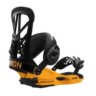 Wiązania UNION Flite Pro Black Yellow 2019  tylko w Narty Sklep Online