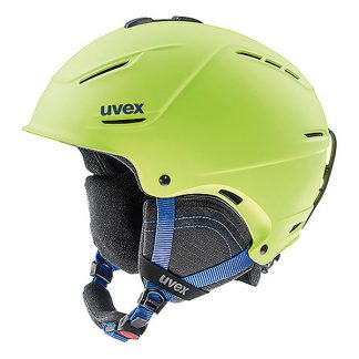 Kask Uvex P1us 2.0 Lime Mat 2019  tylko w Narty Sklep Online