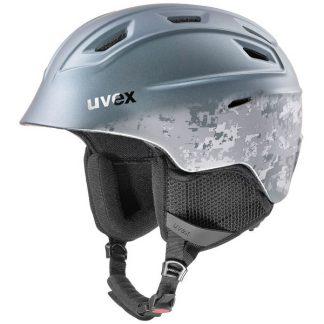 Kask Uvex Fierce Gun Met Mat 2019  tylko w Narty Sklep Online