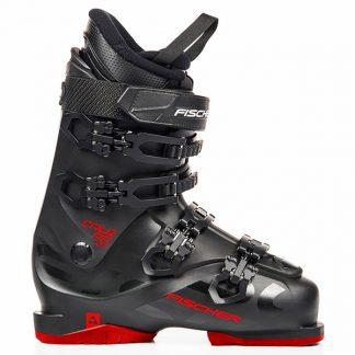 Buty Fischer Cruzar X 9.0 Thermoshape Black / Red SMU 2019  tylko w Narty Sklep Online