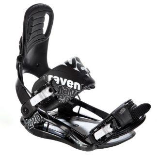Wiązania Raven S220 Black 2019  tylko w Narty Sklep Online