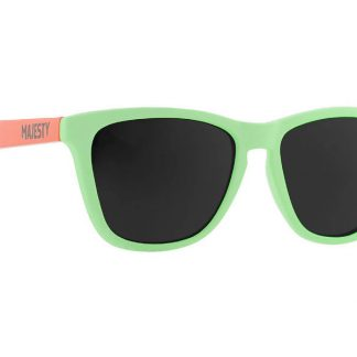 Okulary Majesty Shades M+ Avocado/Powder Pink whit Smoke lenses  tylko w Narty Sklep Online