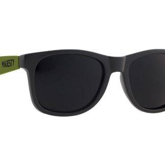 Okulary Majesty L+ Black/Army Green with Black Lenses  tylko w Narty Sklep Online