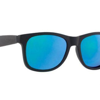 Okulary Majesty L+ Black/Graphite with Blue Mirror Lenses  tylko w Narty Sklep Online