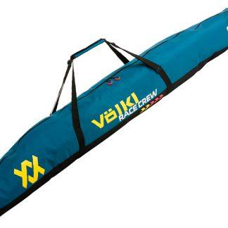 Pokrowiec na narty Volkl Race Double Ski Bag 195cm Blue [169515] 2019  tylko w Narty Sklep Online