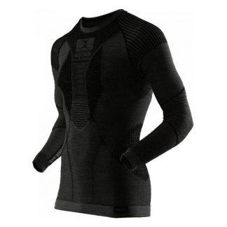 Koszulka termoaktywna X-Bionic Apani Merino Men Black B026 2019  tylko w Narty Sklep Online