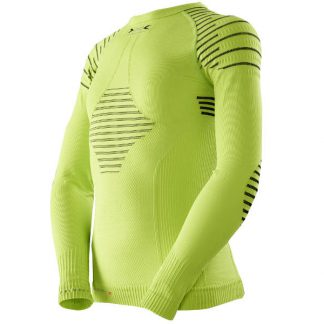 Koszulka termoaktywna X-Bionic Invent Junior Yellow E173 2019  tylko w Narty Sklep Online