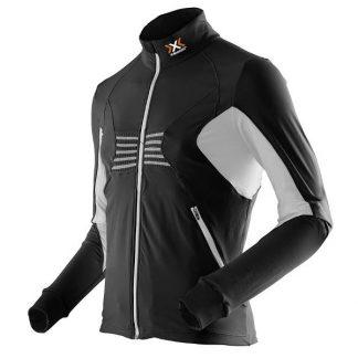 Bluza termoaktywna z długim zamkiem X-Bionic Racoon FULL ZIP UPD Black White B119 2019  tylko w Narty Sklep Online