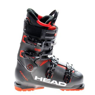Buty HEAD Advant Edge 95 Anthracite Black Red 2019  tylko w Narty Sklep Online