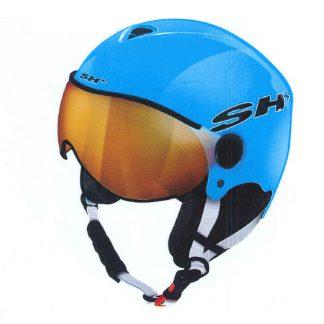 Kask narciarski SH+ Pads Senior Visor Light Blue 2019  tylko w Narty Sklep Online