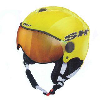 Kask narciarski SH+ Pads Senior Visor Yellow 2019  tylko w Narty Sklep Online