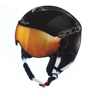 Kask narciarski SH+ Pads Senior Visor Black 2019  tylko w Narty Sklep Online