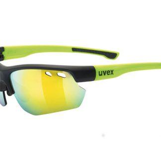 Okulary Uvex Sportstyle 115 Black Mat Yellow  tylko w Narty Sklep Online
