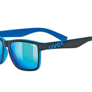 Okulary Uvex Lgl 39 Black Mat Blue  tylko w Narty Sklep Online