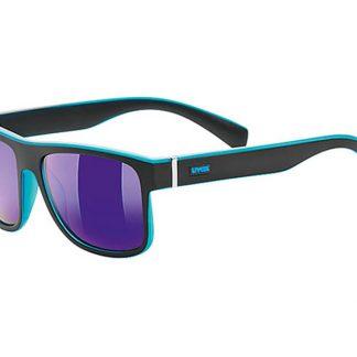 Okulary Uvex Lgl 21 Black Mat Blue  tylko w Narty Sklep Online